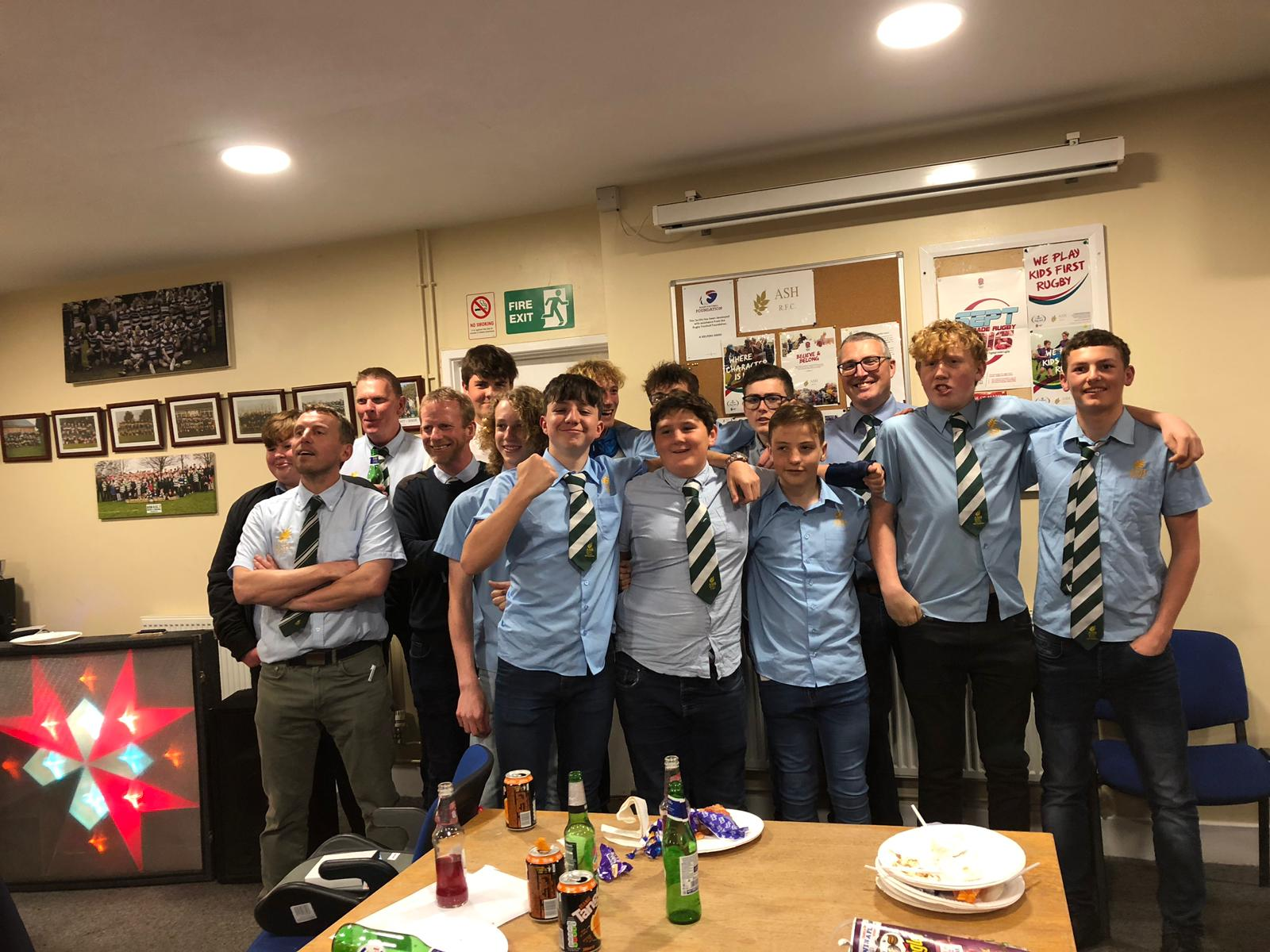 Ash Rugby Club - Gallery Image