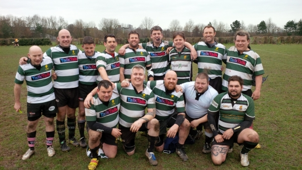 Veterans XV - Ash Rugby Club Team
