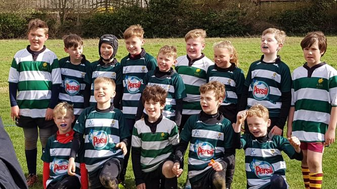 U11s - Ash Rugby Club Team