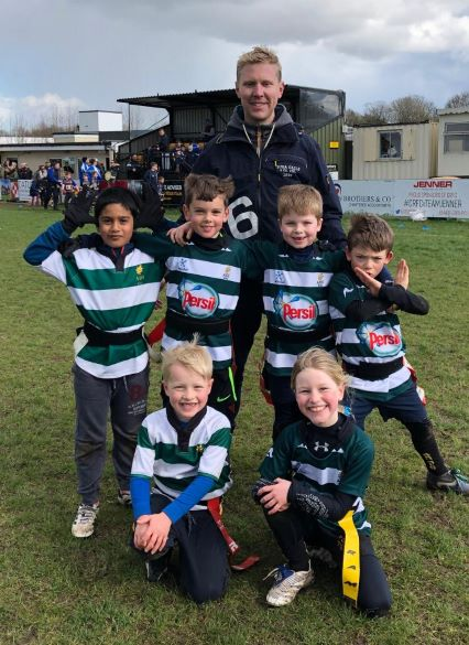 U8s - Ash Rugby Club Team