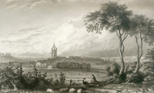 Faversham in the 1830s