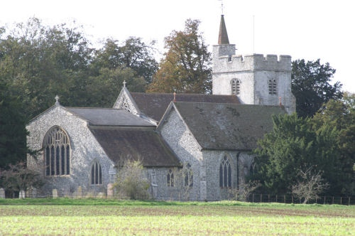 Sheldwich Church