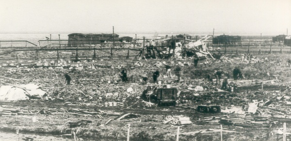 1916 Explosion Aftermath