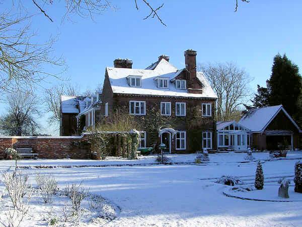 Bunce Court in Winter