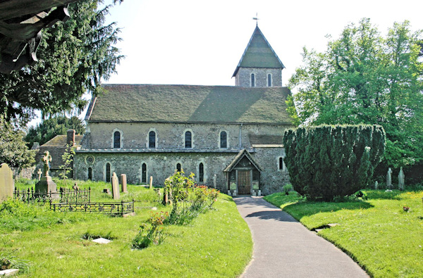 Davington Church