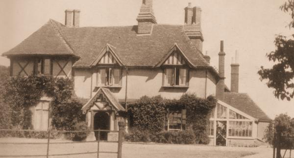 Davington Court 1921