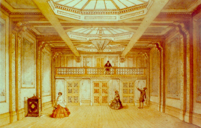 Faversham Assembly Rooms 1848, now Drill Hall