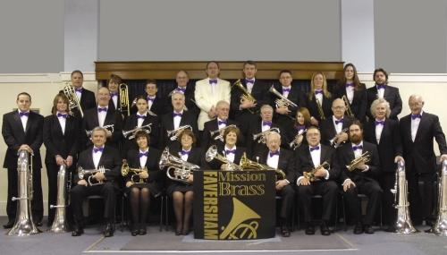 Faversham Mission Brass 2007