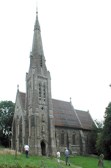 St Catherine Church, Kingsdown