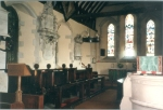 Norton Church - interior