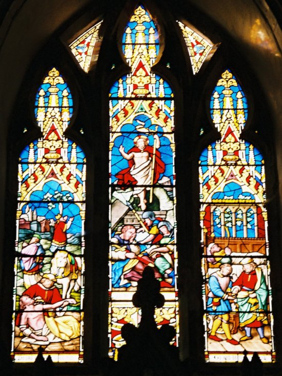 Selling Church Stained Glass Windows