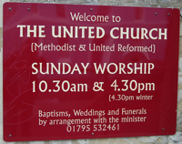United Church, Faversham