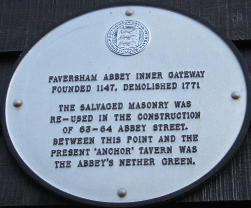 Abbey Inner Gateway
