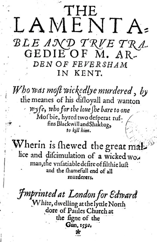 Page from the original play