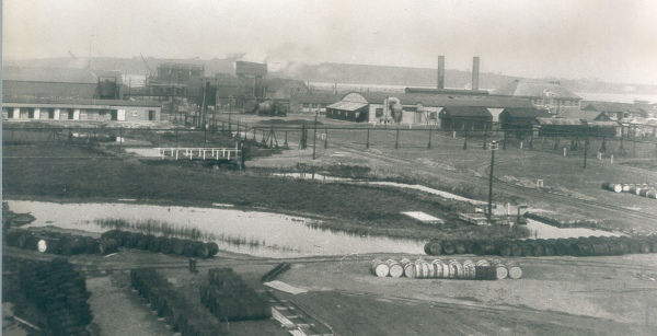 Cotton Powder Company factory 1918