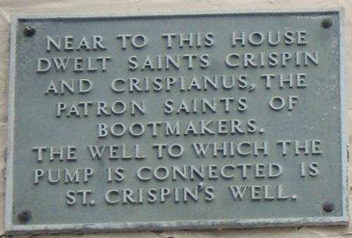 Ss Crispin & Crispianus