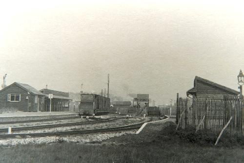 Davington Railway