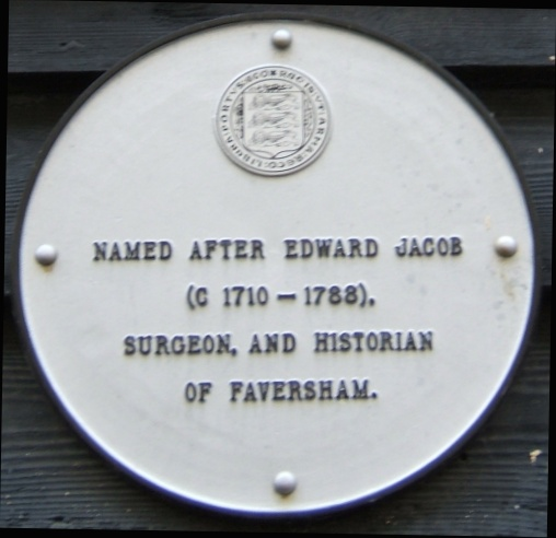 Edward Jacob - Jacobs Yard