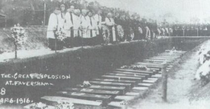 Funeral 1916