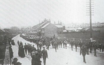 Funeral March 1916