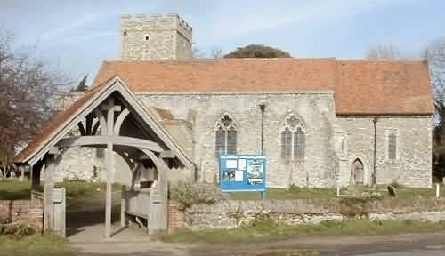 Allsaints Church, Graveney