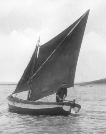 Harty Ferry Boat