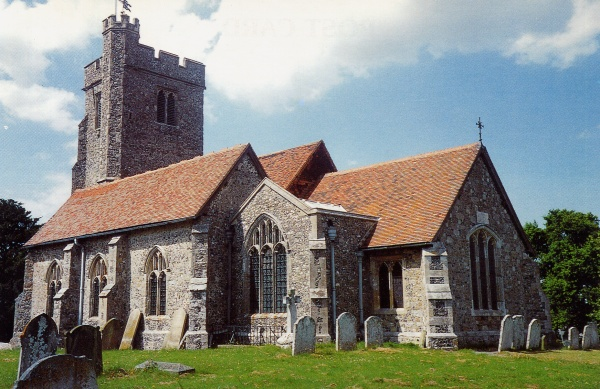 Church of St Michael, Hernhill