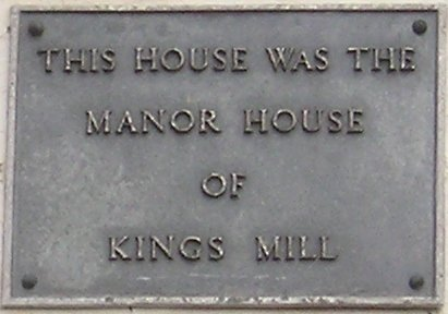 Kings Mill Manor House