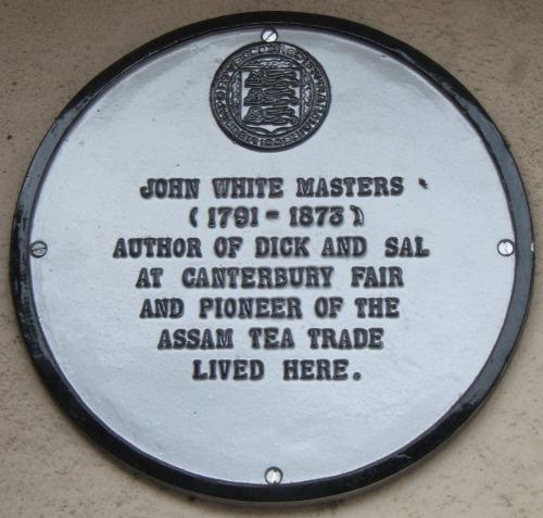 John White Masters
