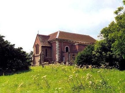 St Lawrence Chapel, Otterden Place