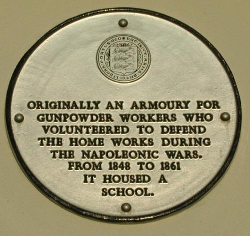 Gunpowder Armoury
