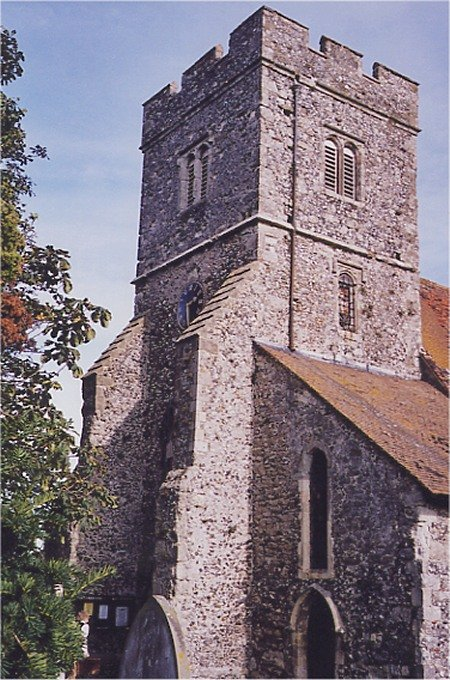 St Mary's Church, Teynham