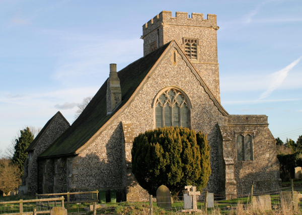 Church of St Michael & All Angels, Throwley
