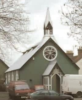 Tin Church, St Saviour's