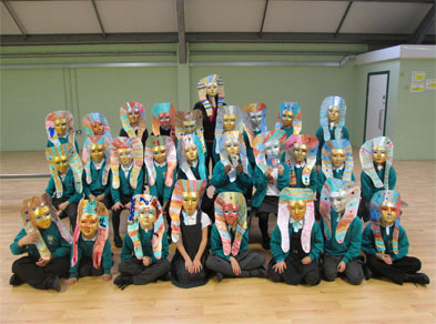 Ancient Egypt - Garlinge Primary