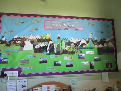 Geography Displays 1