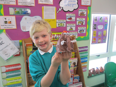 Year 4 Wooly Mammoths