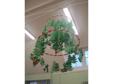 Christmas Display - Art & Design - Garlinge Primary
