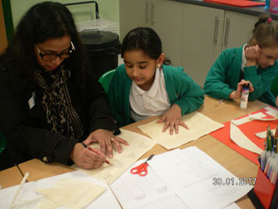 Greek Temple Workshop - Garlinge Primary