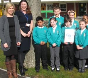 Garling Primary School and Nursery Gets Top Anti-Bullying Award - Garlinge Primary School