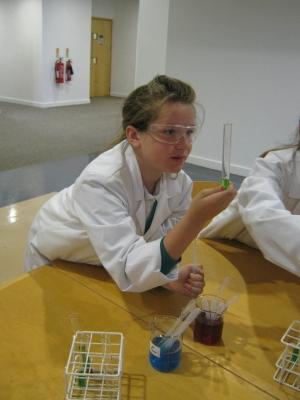 Year 6 Activity Week - Garlinge Primary School