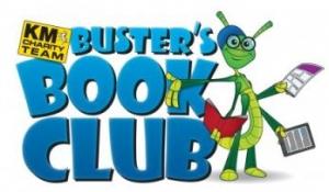 Buster Book Club Winners - Garlinge Primary School