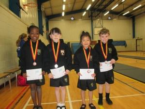 Gymnastics Key Steps Final - Garlinge Primary School