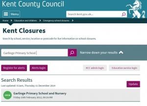 What Happens at Garlinge If It Snows! - Garlinge Primary School
