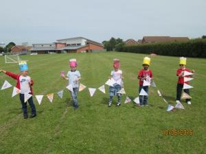 Queen Elizabeth II - 90th Birthday Celebrations at Garlinge - Garlinge Primary School