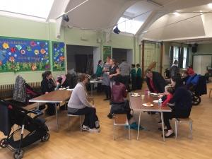 Macmillan Coffee Morning - Garlinge Primary School