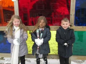Fun in the Snow - Garlinge Primary School