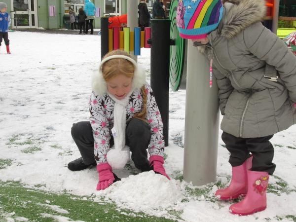 KS1 Pictures in the Snow - Garlinge Primary School