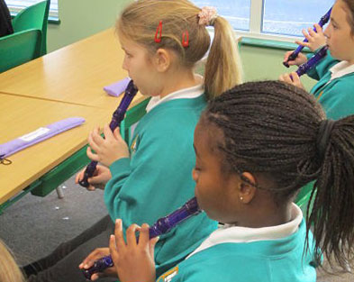 Recorders - Garlinge Primary