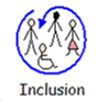 What is Inclusion - Logo